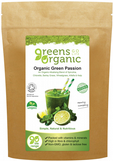 Greens Organic - Organic Green Passion Powder 90gm